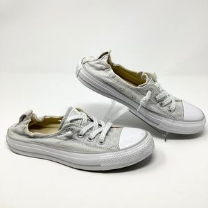CONVERS low top Women's Shoes size. 7.5